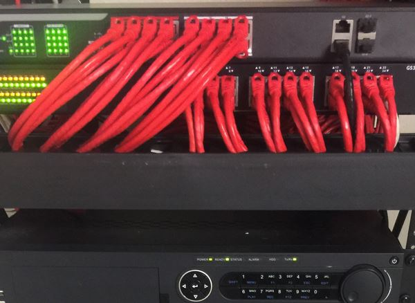 Picture for category Structured Cabling & Networks